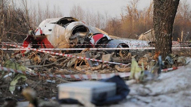 Польща створила прокурорську групу з розслідування Смоленської катастрофи