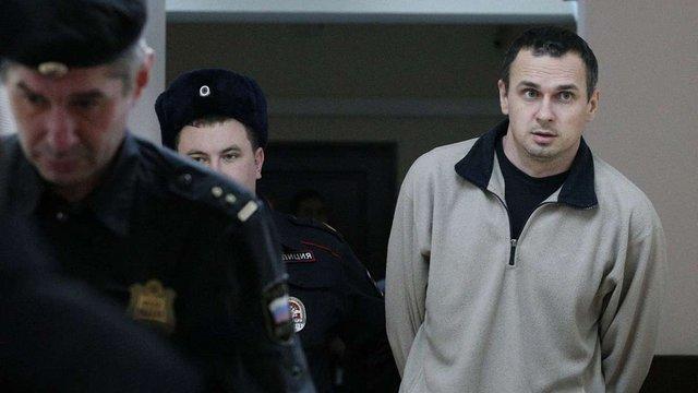 Українського політв'язня Олега Сенцова знайшли у Якутську