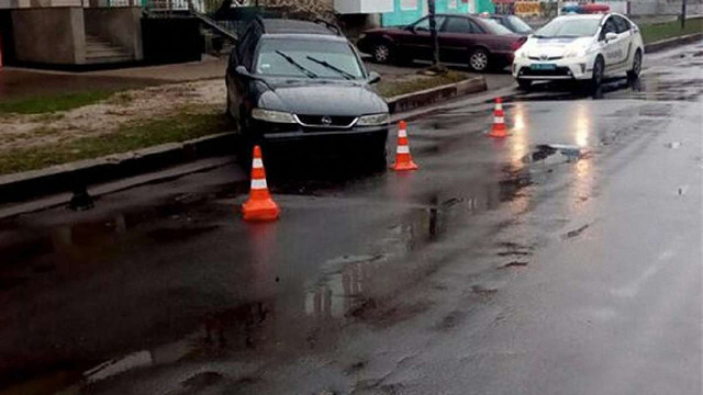 У Червонограді поліція застосувала зброю до п'яного водія-втікача