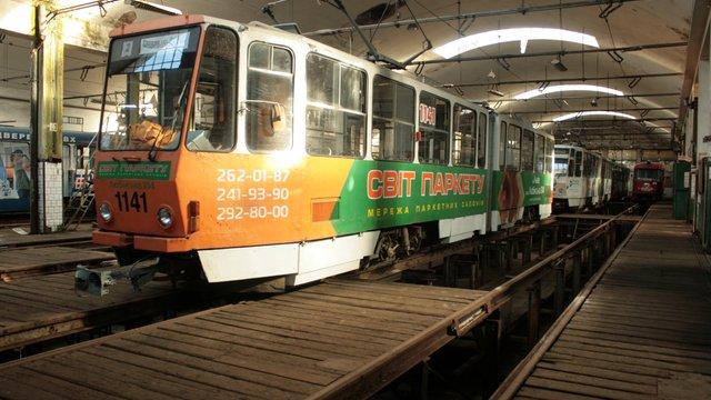 «Львівелектротранс» встановить у старих трамваях і тролейбусах панорамні вікна