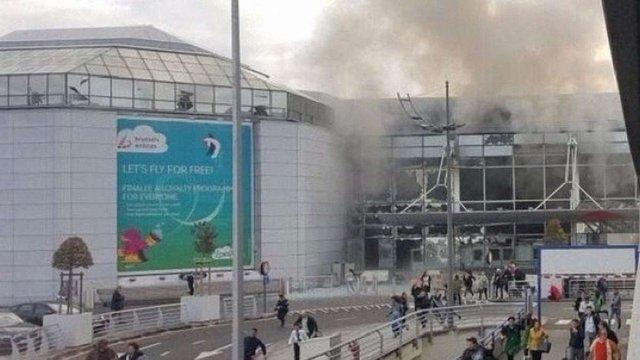 Поліція ідентифікувала ймовірних організаторів терактів в аеропорту Брюсселя