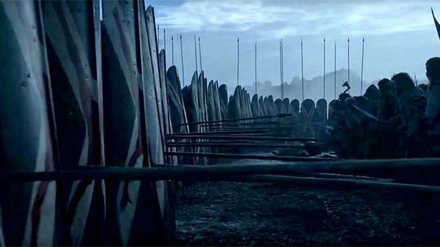 У «Грі  престолів» покажуть наймасштабнішу битву в історії телебачення