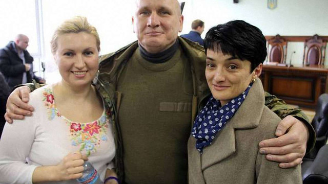 Суд скасував домашній арешт комбата «ОУН» Коханівського