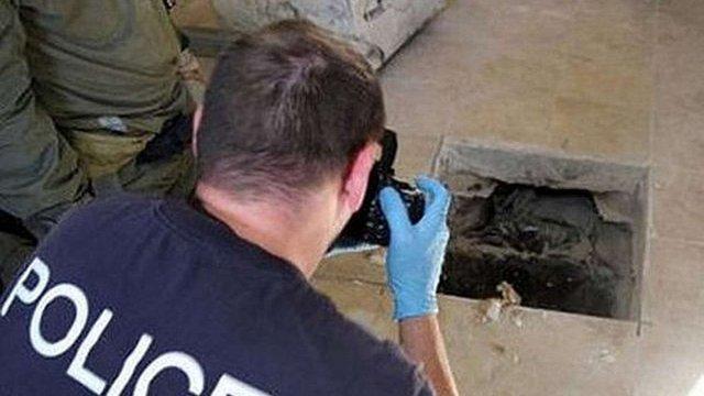 Американські поліцейські виявили на кордоні з Мексикою тунель для наркотрафіку