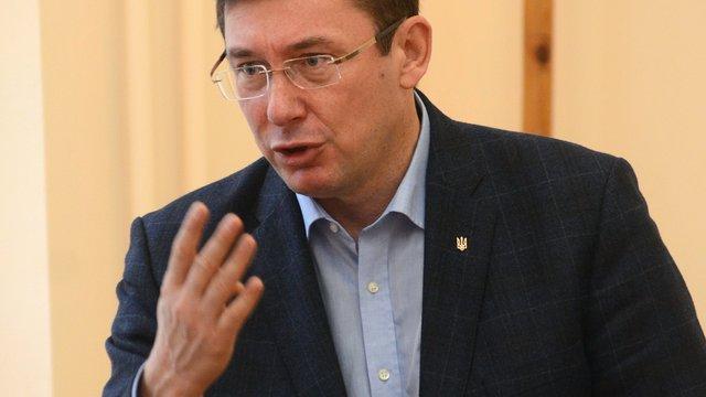 Дострокові вибори неминучі в разі продовження політичної кризи, – Луценко