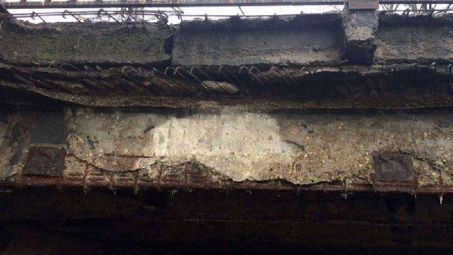 Цьогоріч у Львові відремонтують аварійний міст на вулиці Городоцькій