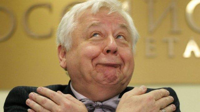 Російський актор Табаков отримав премію імені самого себе