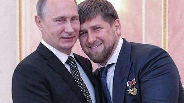 Путін призначив Кадирова в.о. голови Чечні