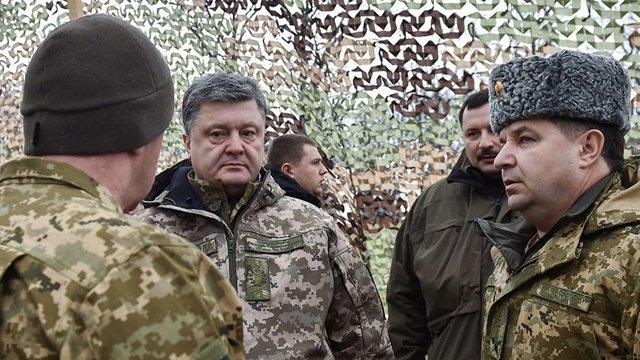 Керівник АТО очолив Сухопутні війська України