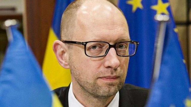 Депутати БПП готові вийти з коаліції, якщо Яценюк не піде у відставку