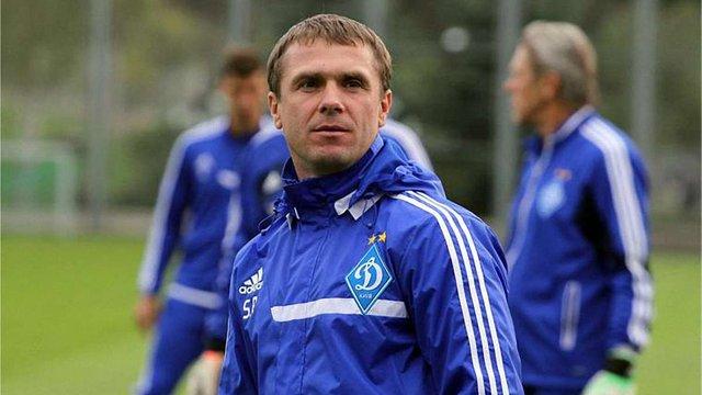 Сергій Ребров припустив, що може покинути «Динамо»