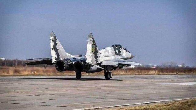 Івано-Франківcькій авіаційній бригаді передали відремонтовані винищувачі