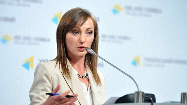 Нардеп Ірина Суслова увійшла до фракції БПП