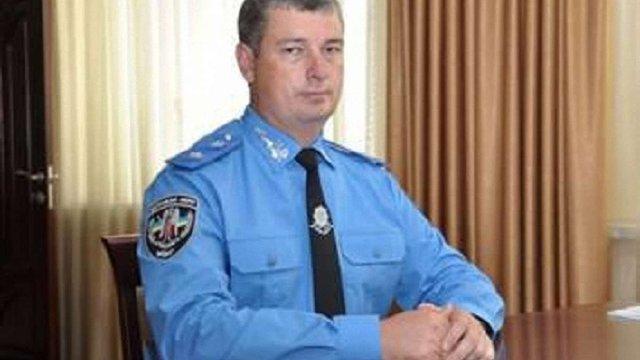 Начальника поліції Черкащини відпустили під півмільйонну заставу