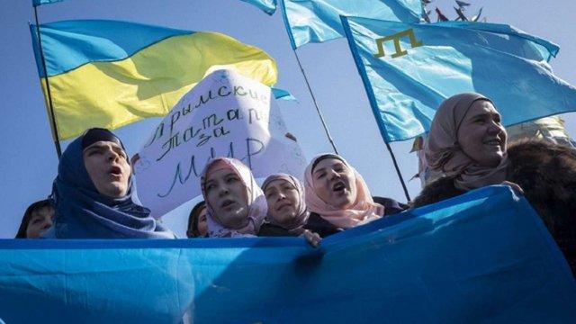 Верховна Рада закликала міжнародну спільноту стати на захист кримських татар