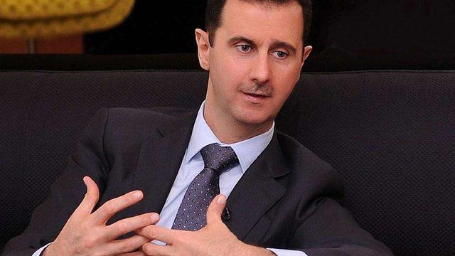 Башар Асад погодився на позачергові президентські вибори в Сирії