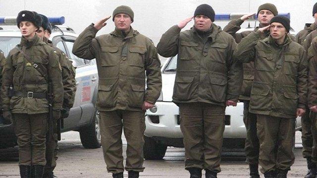 Поліцейські патрулі у Львові підсилять нацгвардійцями