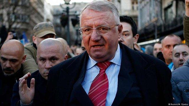 Трибунал в Гаазі виправдав Воїслава Шешеля