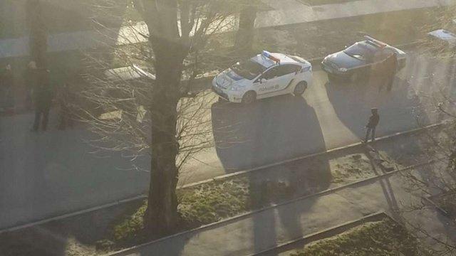 Водій, через якого відсторонили поліцейських, виявився екс-міліціонером