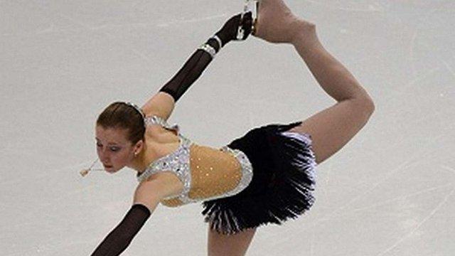 Українська фігуристка пробилась у довільну програму чемпіонату світу