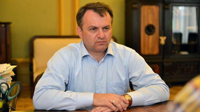 За 2015 рік голова Львівської ОДА заробив  ₴110 тис.