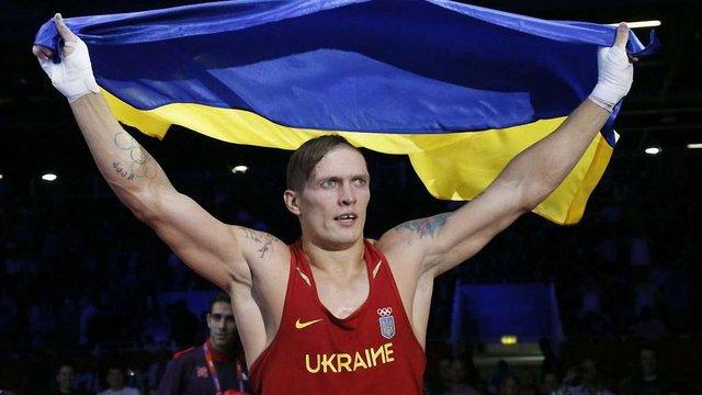 Олександр Усик висловився проти участі професійних боксерів на Олімпійських іграх