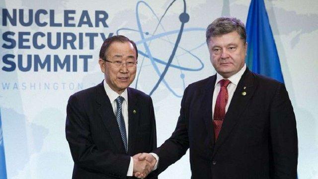 Петро Порошенко закликав ООН розслідувати катування українців у Росії