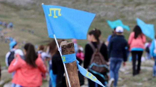 Біля Сімферополя затримали 35 кримських татар