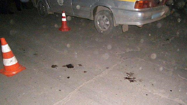 На Хмельниччині невідомі напали на поліцейських через проблискові маячки на автомобілі поліції