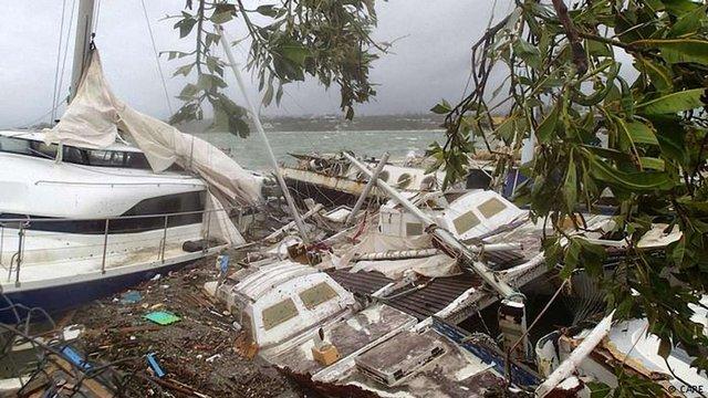 У Тихому океані стався землетрус, що може спричинити цунамі