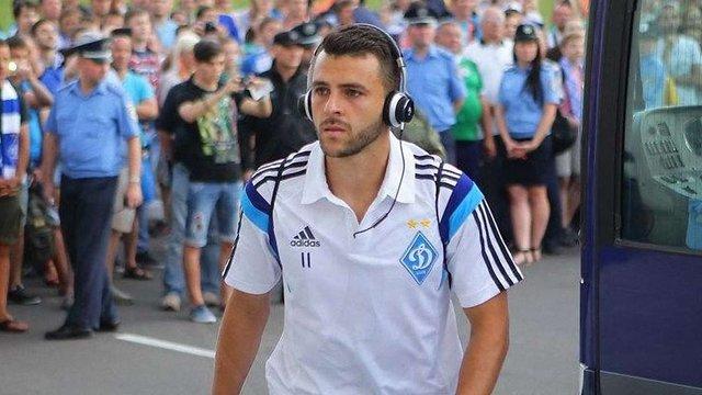 Бразильський легіонер «Динамо» готовий виступати за збірну України