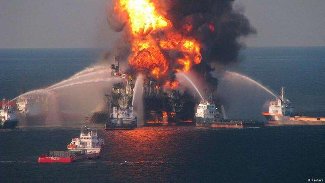 BP заплатить $20 млрд за розлив нафти в Мексиканській затоці 2010 року