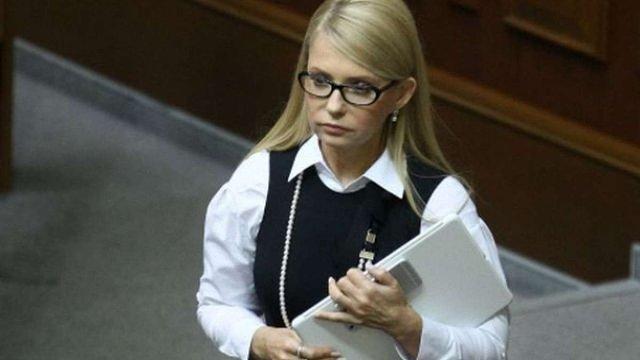 Тимошенко заявила про перехід в опозицію