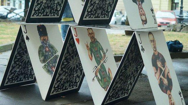 У Словаччині покажуть роботи митців, які побували в полоні «ДНР»