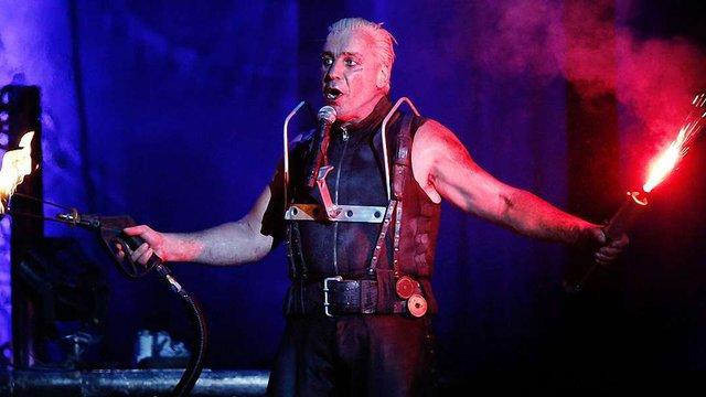 Рок-гурт Rammstein подав до суду на уряд Німеччини