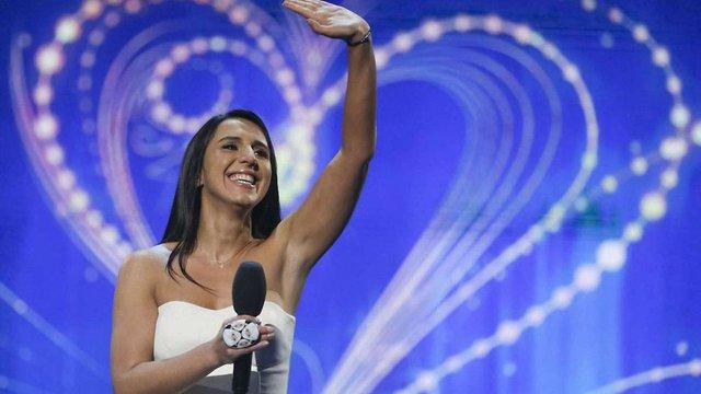Джамала готує на «Євробачення» масштабну постановку