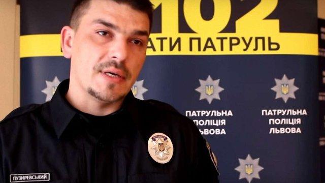 Начальник патрульної поліції Львова прокоментував відсторонення двох патрульних