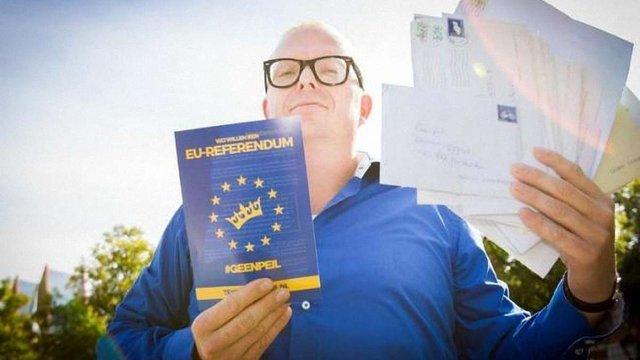 Попередні результати референдуму в Нідерландах: 61% проти асоціації з Україною