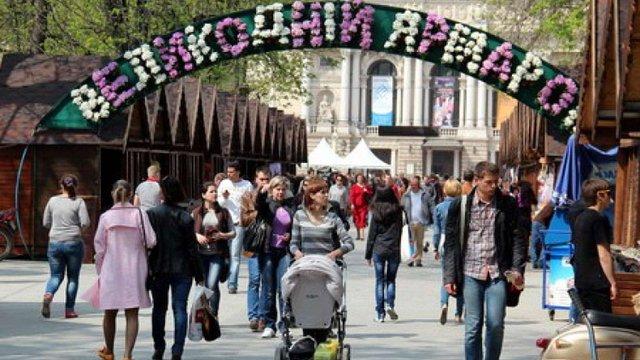 Організовувати великодній ярмарок у Львові буде фірма, яка єдина подалась на конкурс