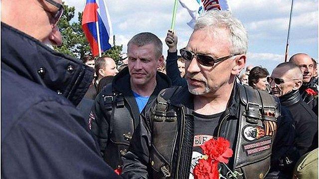 У Латвії затримано ватажка регіонального відділення «байкерів Путіна»