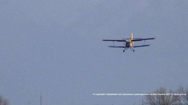 Контрабандисти на легкомоторному літаку переправили з України в Польщу 50 ящиків цигарок