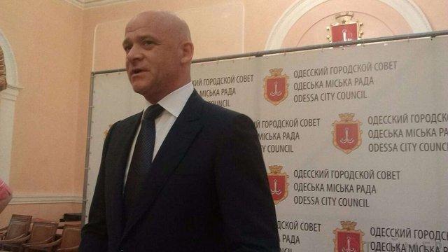 СБУ не знайшла у мера Одеси подвійного громадянства