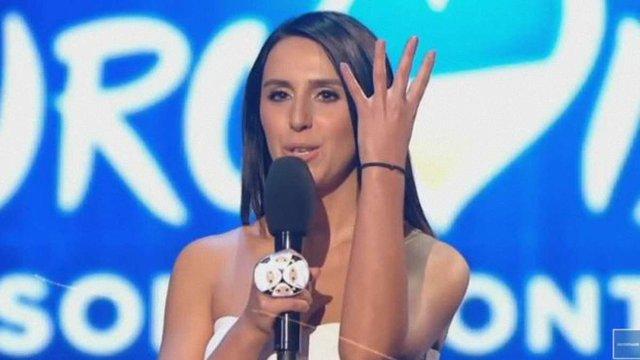 Букмекери прогнозують Джамалі п'яте місце на Євробаченні