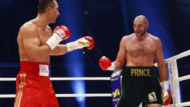 Бій-реванш між Кличком і Ф'юрі відбудеться 9 липня в Манчестері