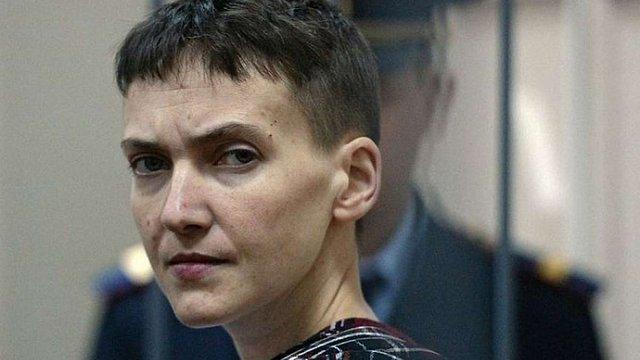 Надія Савченко вважає, що зможе протриматися ще 4 дні, – адвокат Новіков