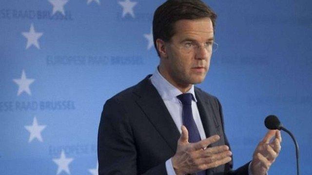 Нідерландам може знадобитись кілька місяців для рішень щодо асоціації, – Рютте