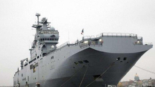 В Єгипті дали нові назви «Містралям», які Франція не продала Росії