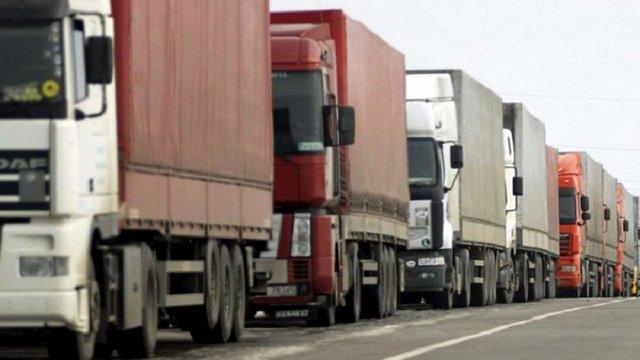 Росспоживнагляд заборонив транзит кондитерських виробів з України