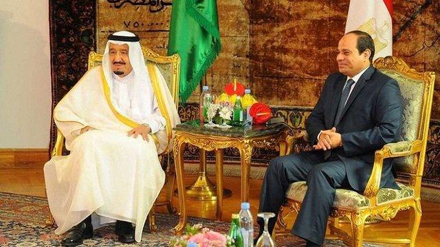 Єгипет віддав Саудівській Аравії два спірні острови