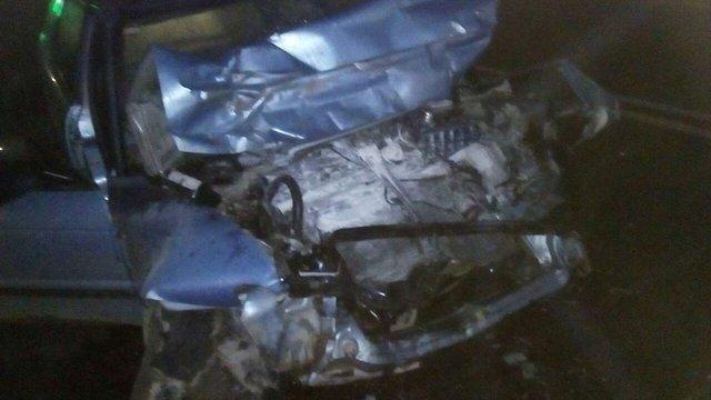 Внаслідок ДТП на Львівщині 23-річний водій у важкому стані